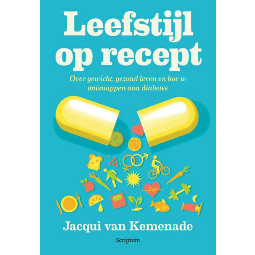 Leefstijl op recept - Jacqui van Kemenade