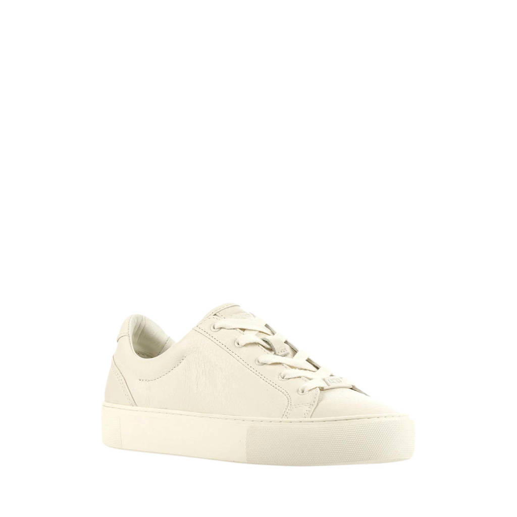 UGG 1104067  leren sneakers off white, Wit