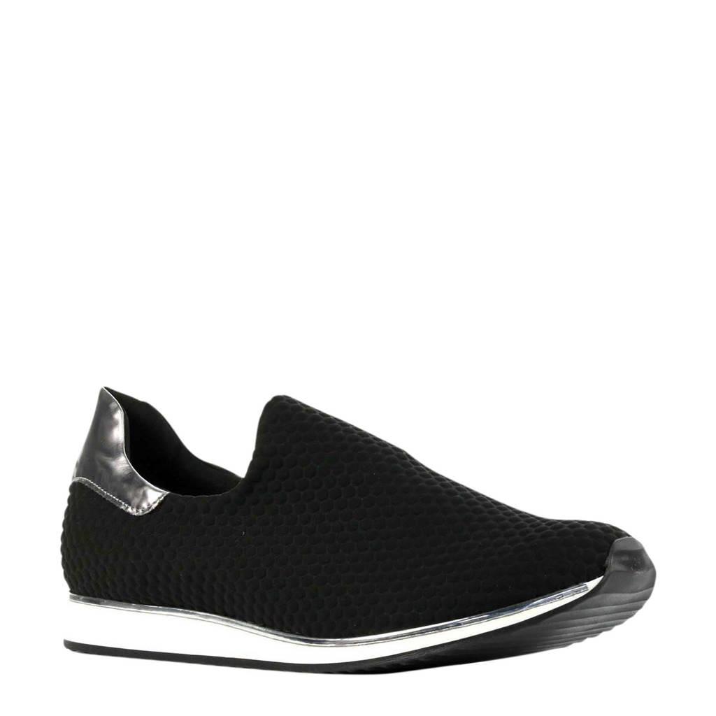 Lamica Hiuma  sneakers zwart, Zwart
