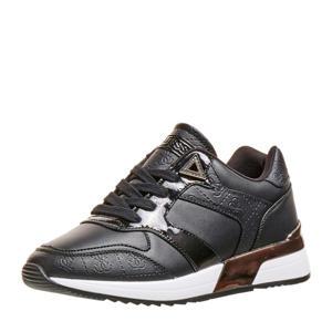 MOTIV  sneakers zwart/goud