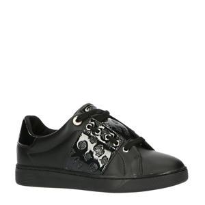 Rejeena  sneakers zwart/logo