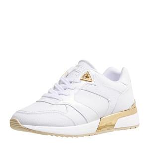 MOTIV  sneakers wit/goud
