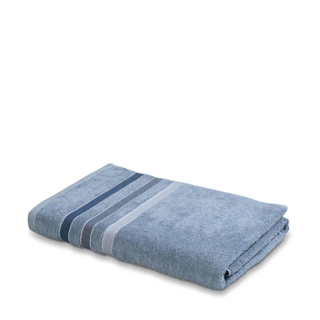 Vandyck badhanddoek (180 x 90 cm) Blauw