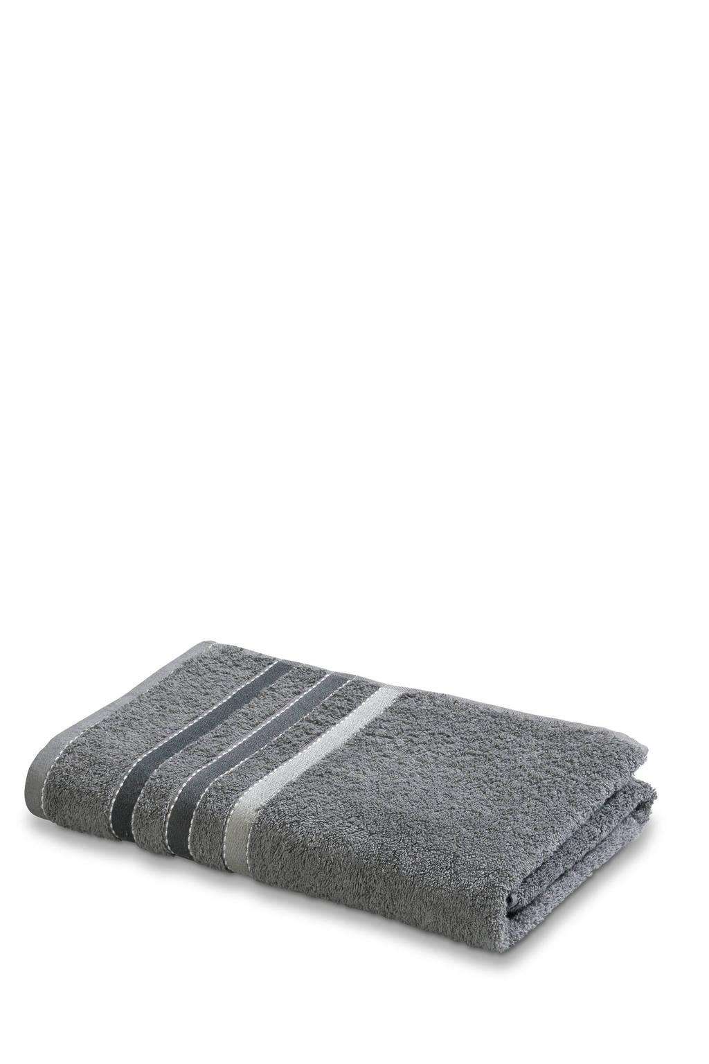 Vandyck badhanddoek (140 x 70 cm) Mole grey, mole grey