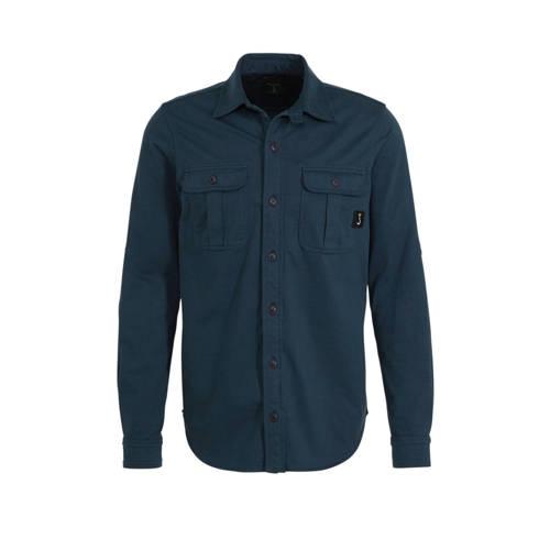 Butcher of Blue overshirt marine
