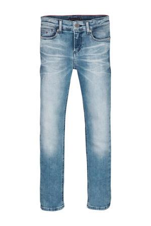 slim fit jeans Scanton light denim