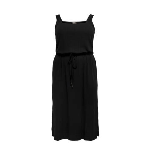 ONLY CARMAKOMA jurk zwart, Deze damesjurk van ONLY CARMAKOMA is gemaakt van een polyestermix. De mouwloze jurk heeft verder een vierkante hals.details van deze jurk:tunnelkoordExtra gegevens:Merk: ONLY CARMAKOMAKleur: ZwartModel: Jurk (Dames)Voorraad: 5Verzendkosten: 0.00Plaatje: Fig1Plaatje: Fig2Maat/Maten: 54Levertijd: direct leverbaar
