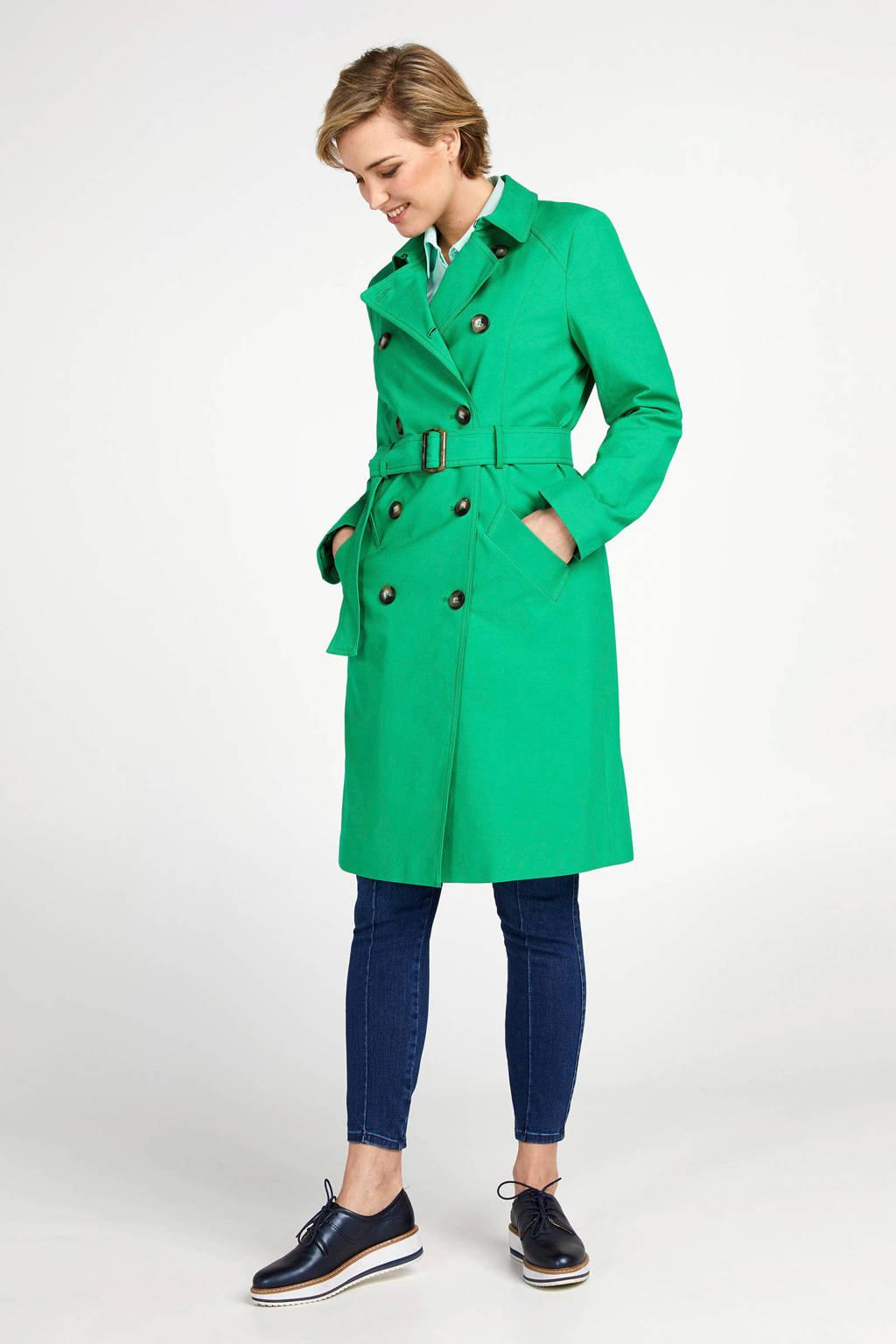 PROMISS coat groen, Groen