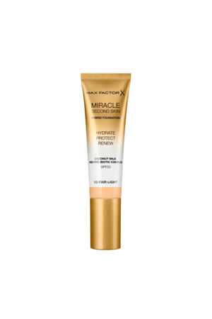 Miracle Second Skin Foundation - 02 Fair Light