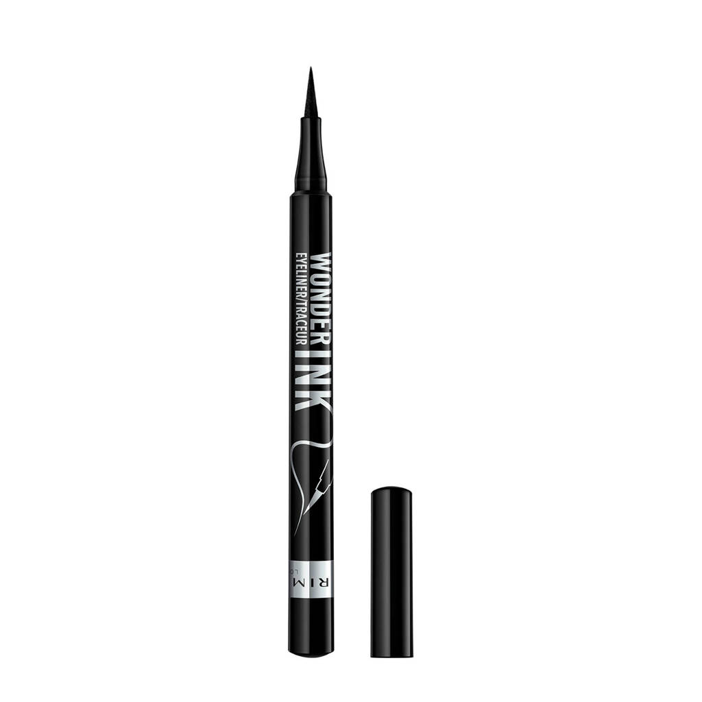 Rimmel London Wonder Ink - 01 Black Eyeliner
