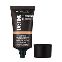 Rimmel London Lasting Matte Foundation - Soft Beige 200