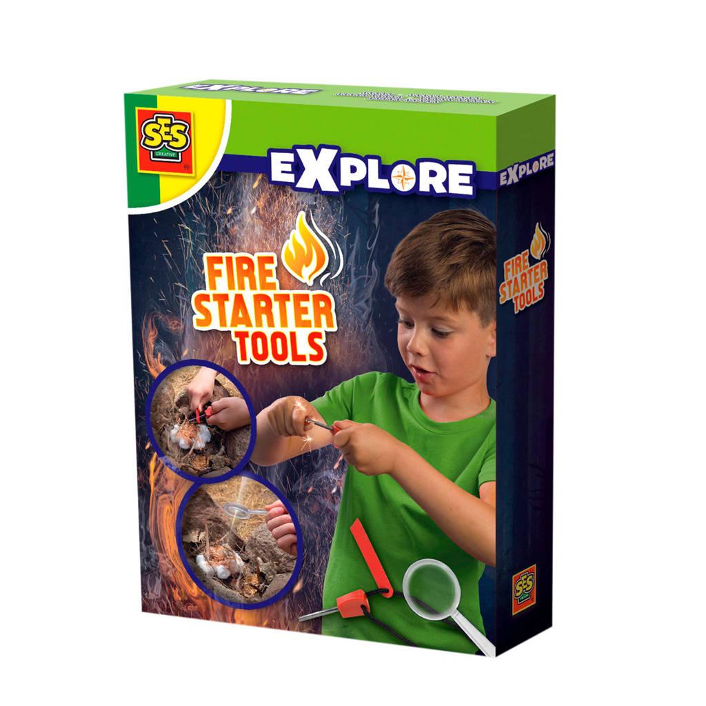 SES Explore  Vuurstarter set