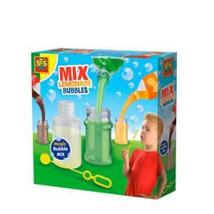 Mix limonade bubbels