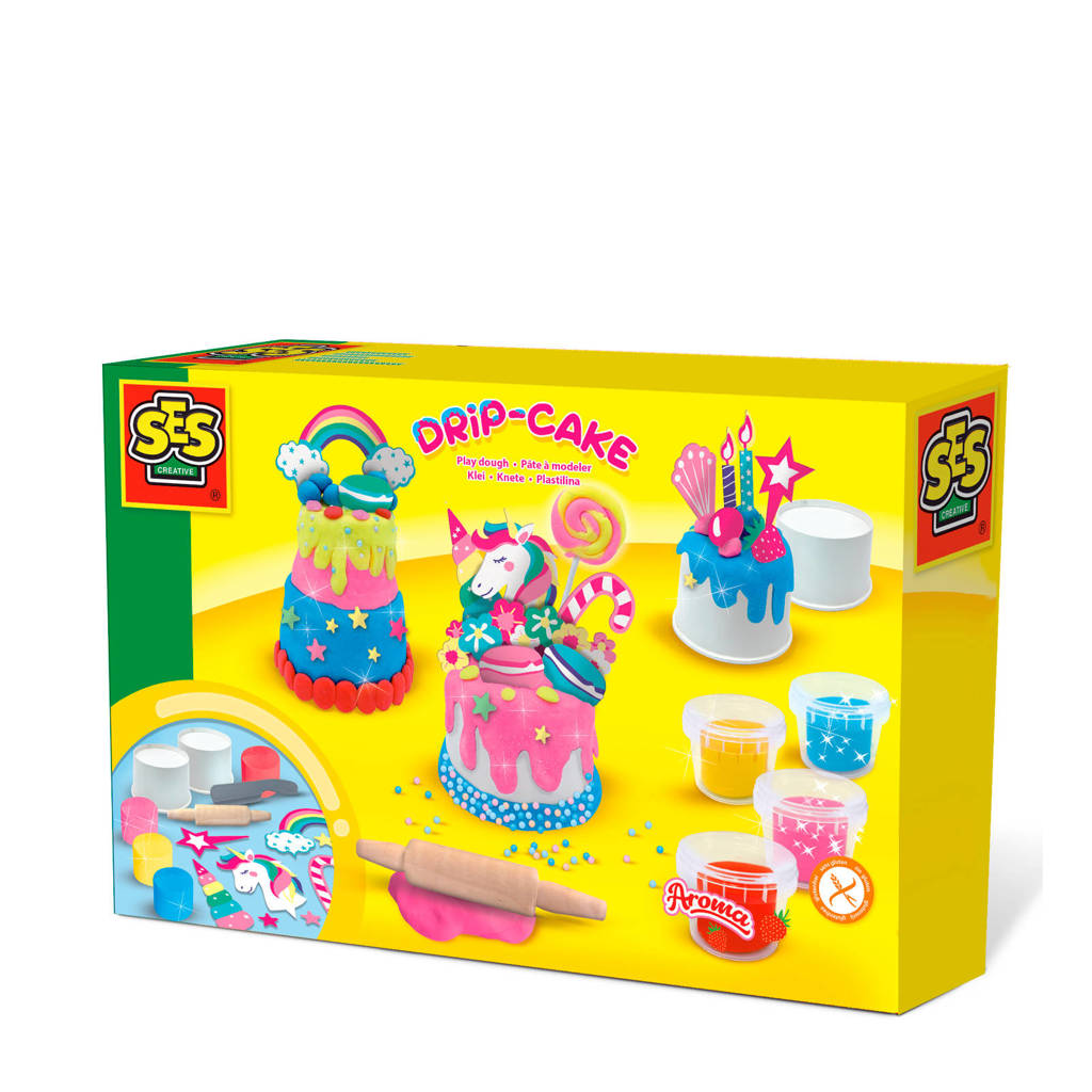 SES Klei - Drip cakes