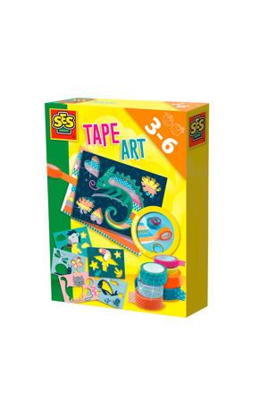 Tape art (dieren)