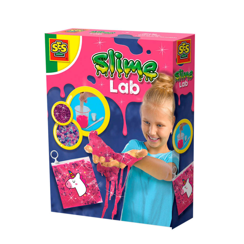 SES  Slime lab - Unicorn