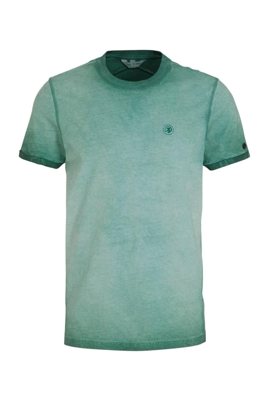 Cast Iron T-shirt groen, Groen