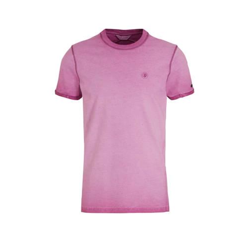 Cast Iron T-shirt roze