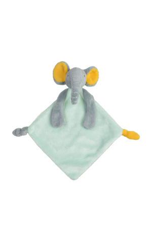 Elephant Evan Tuttle knuffeldoekje