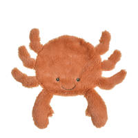 Happy Horse Crab Chris Tuttle knuffeldoekje, Bruin
