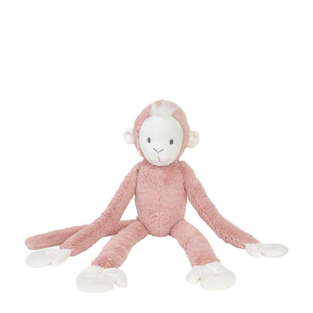 Happy Horse Peach Hanging Monkey no. 2 knuffel 42 cm