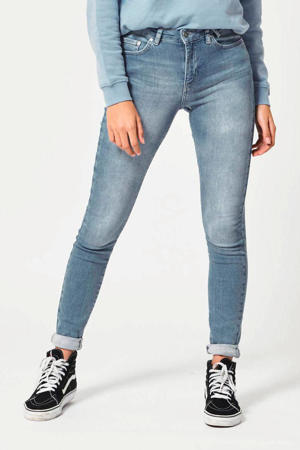 skinny jeans Faith blauw