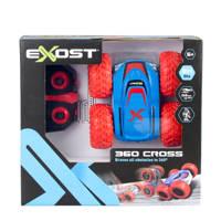 Silverlit Exost - 360 Cross II rood/blauw, Rood