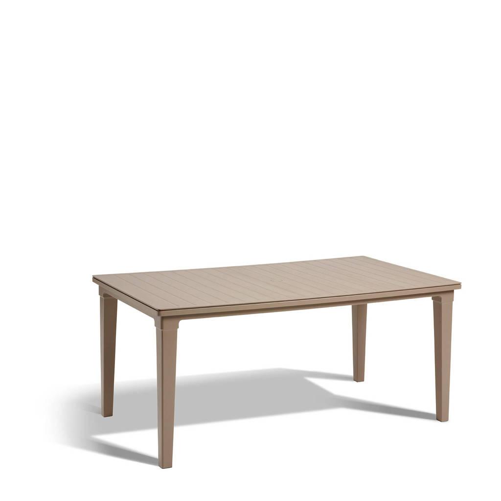 Allibert tuintafel Futura (94x165 cm), Cappuccino