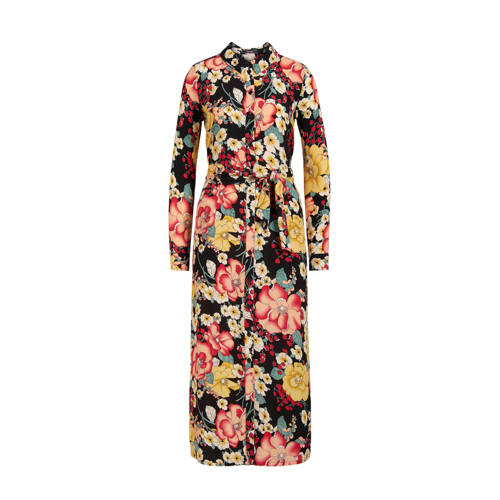 King Louie jurk Rosie Maxi Dress zwart