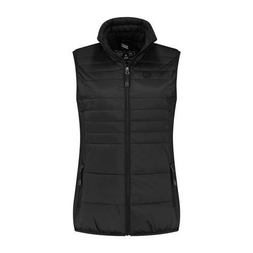 Kjelvik outdoor bodywarmer zwart