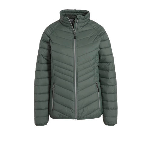 Kjelvik outdoor jas groen