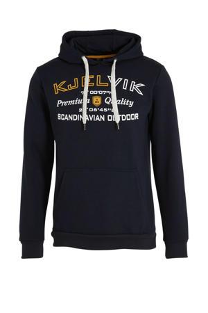 outdoor hoodie zwart