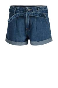 JILL MITCH regular fit jeans short stonewashed, Stonewashed