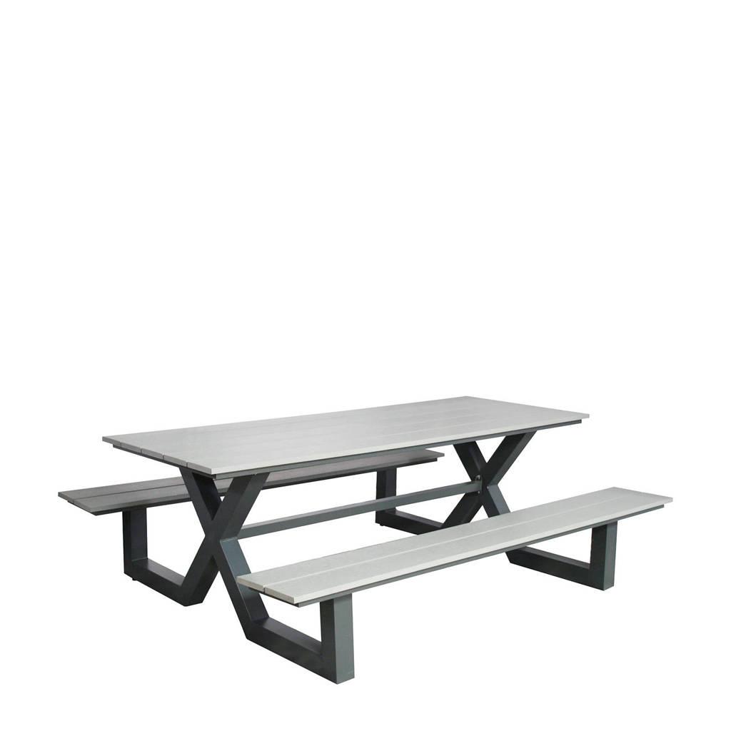SenS-Line picknickbank Kelvin, Grijs