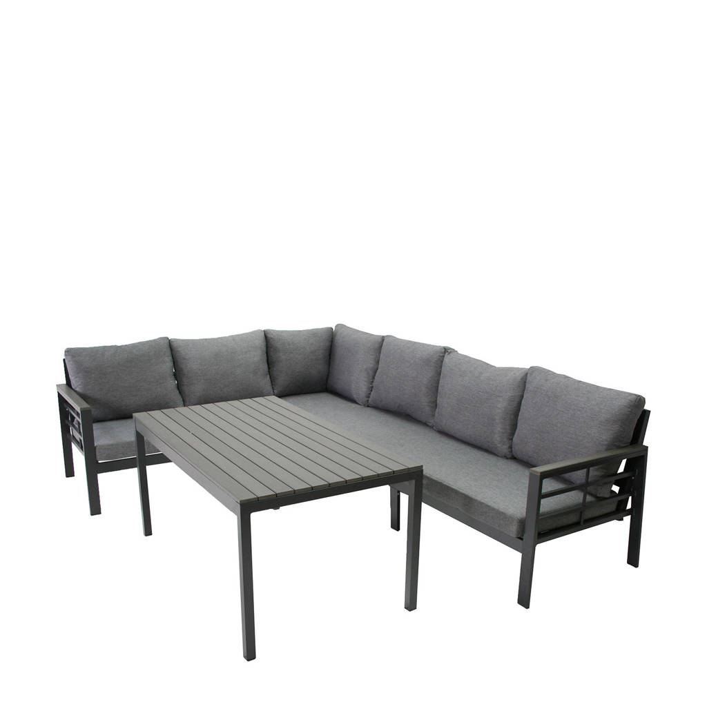 SenS-Line loungeset Brandon, Zwart