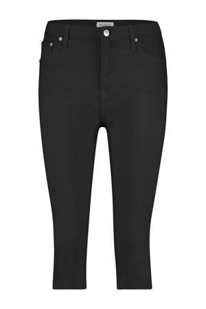 skinny capri jeans Audrey deep black
