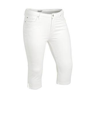 slim fit capri jeans Audrey wit
