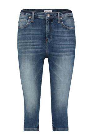 skinny capri jeans Audrey sky wash