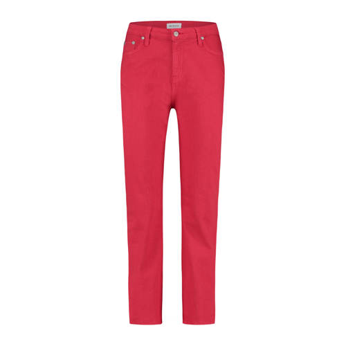 BF Jeans straight fit jeans Marilyn poppy red