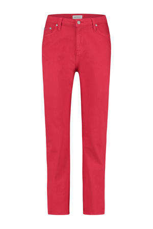 straight fit jeans Marilyn poppy red