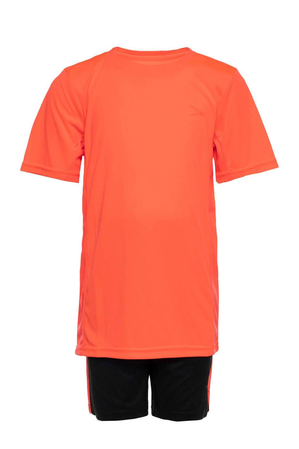 Scapino Dutchy   sportset oranje/zwart, Oranje/zwart