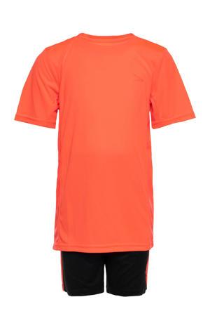 sportset oranje/zwart