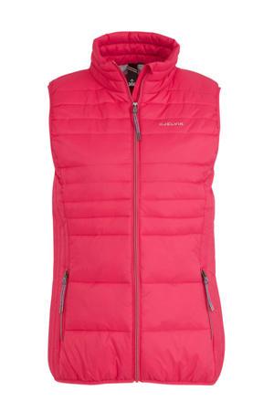outdoor bodywarmer roze