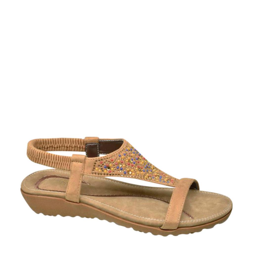 Bjorndal   sandalen bruin, Bruin