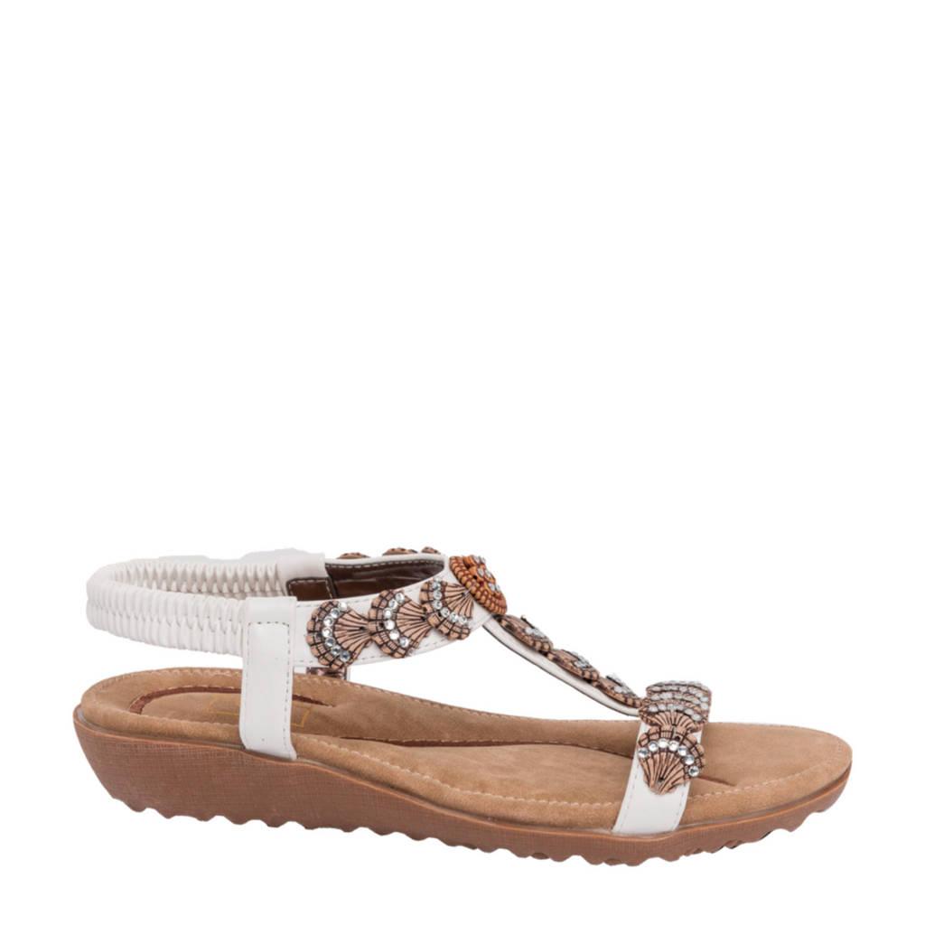Bjorndal   sandalen wit, Wit