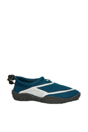 waterschoenen blauw/wit unisex