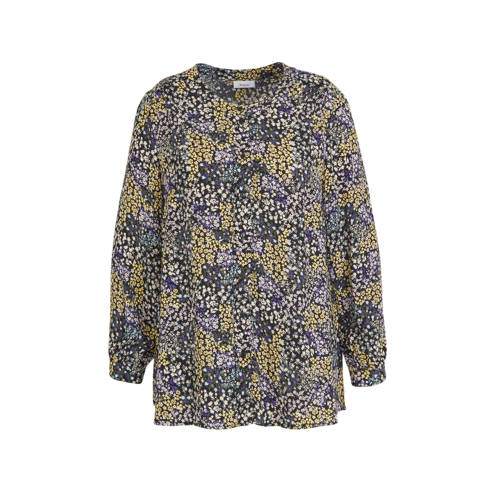 C&A XL Yessica top met all over print multicol