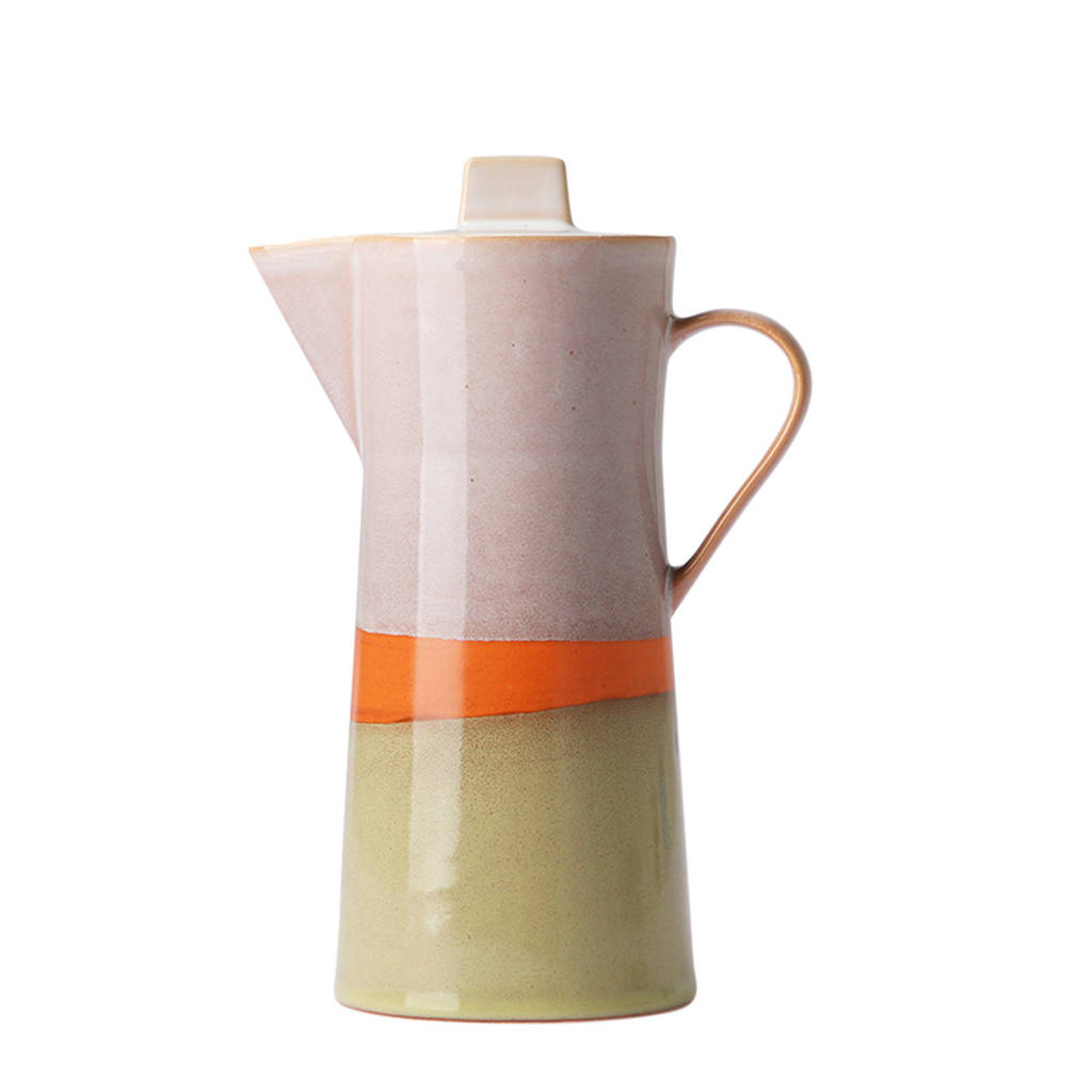 HKliving 70's koffiekan (Ø10 cm), Multi