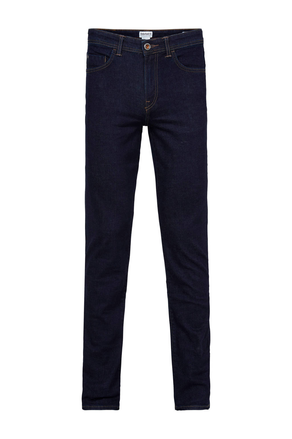 Timberland straight fit jeans donkerblauw, Donker blauw
