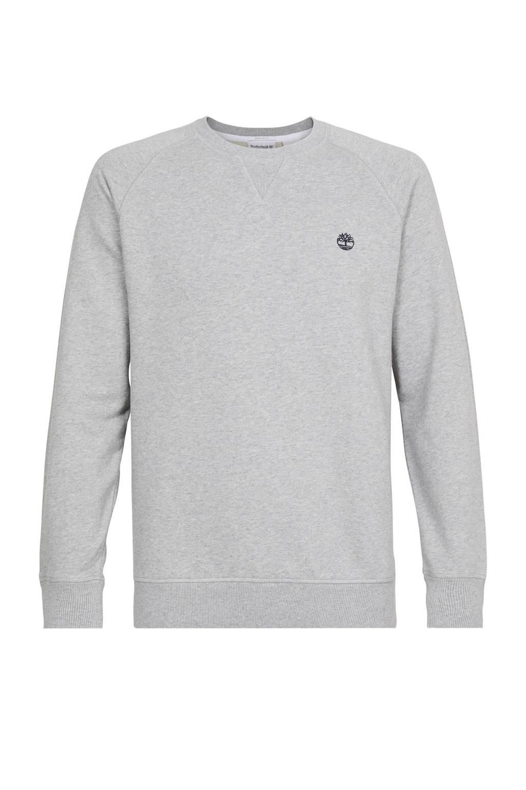 Timberland sweater licht grijs, Licht grijs